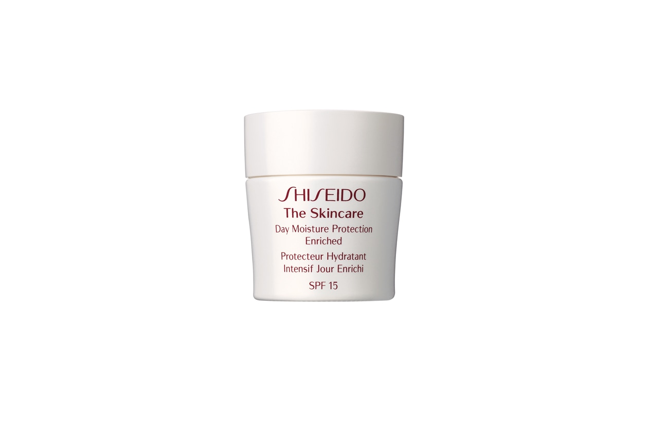Shiseido The Skincare Day Moisture Protection Enriched SPF15