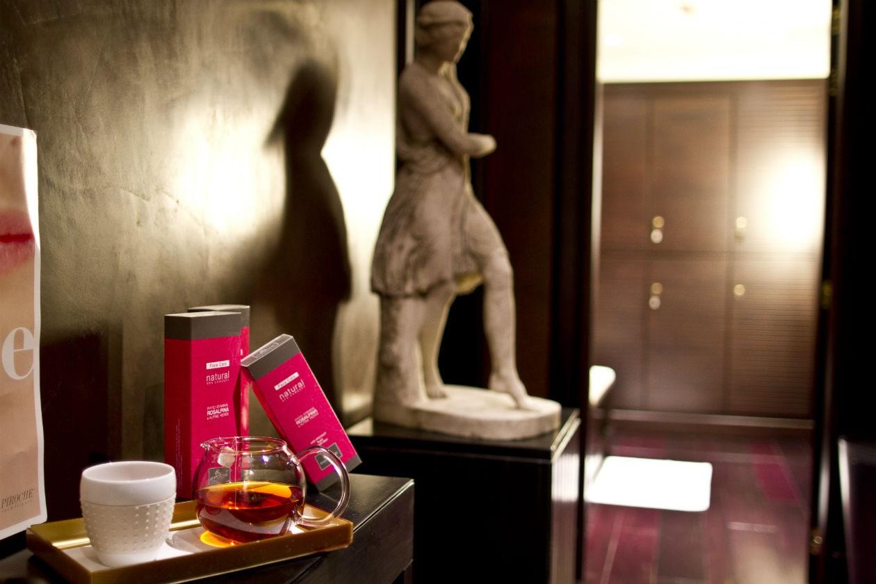 Una vasta gamma di prodotti per coccolare la pelle (Grand Hotel Villa Cora)