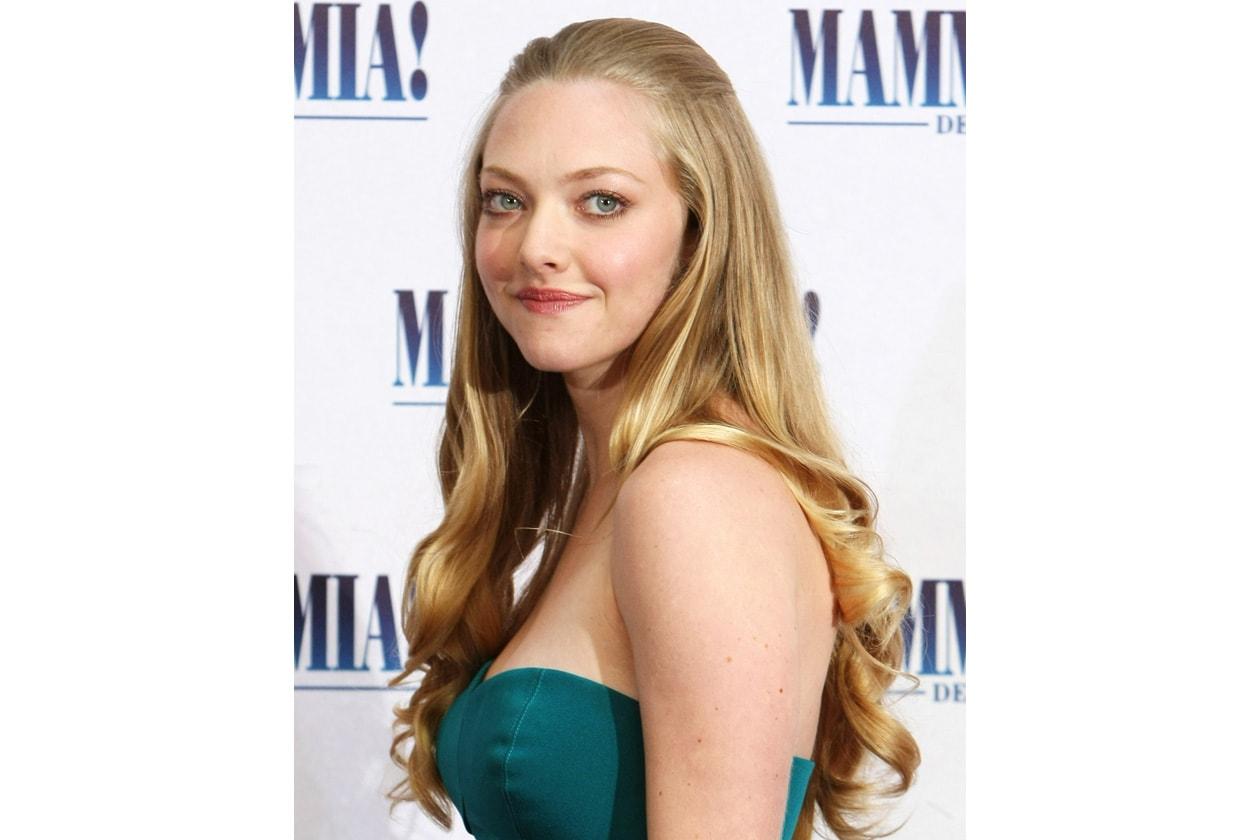 """Alla presentazione di """"Mamma Mia! The Movie"""", il film che l'ha lanciata nel 2008"""