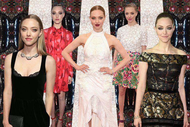 Amanda Seyfried: i look più belli