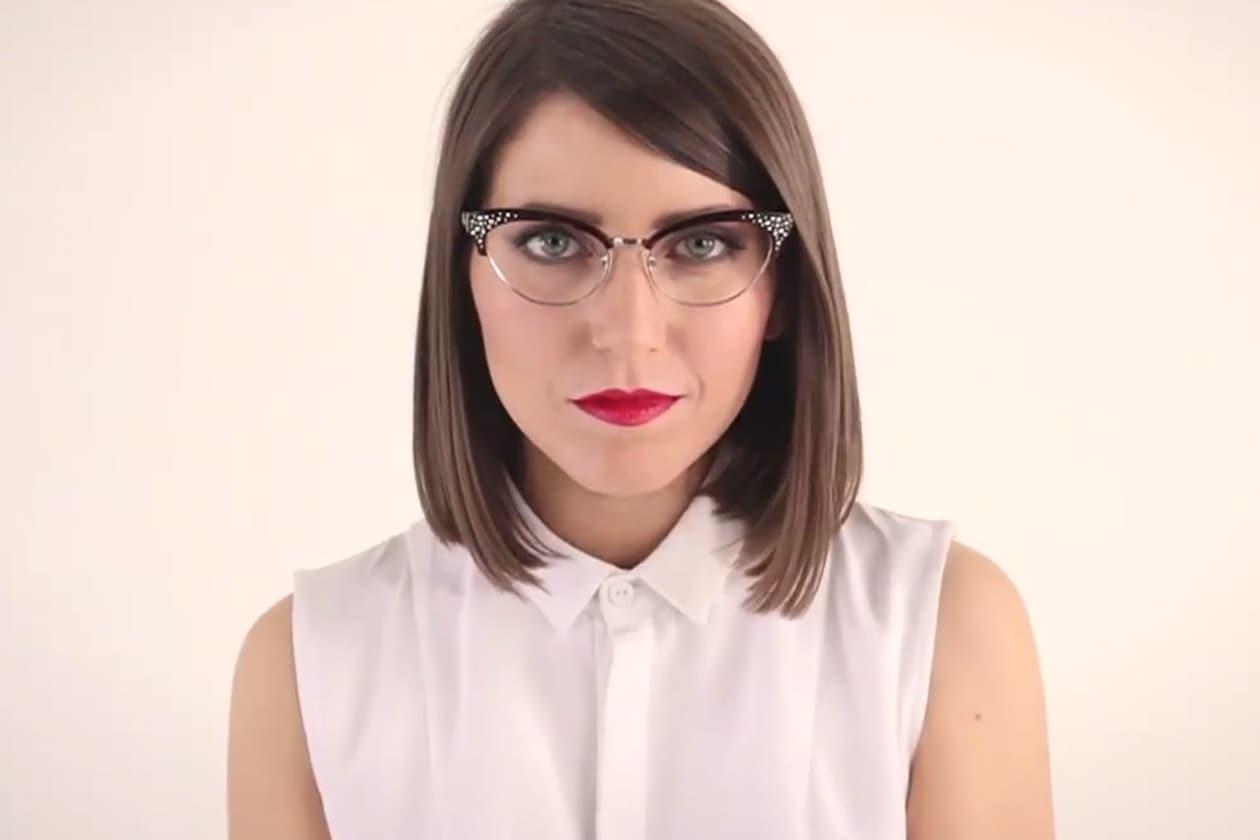 Occhiali: le tendenze della p/e 2014 con Chiara Da Col