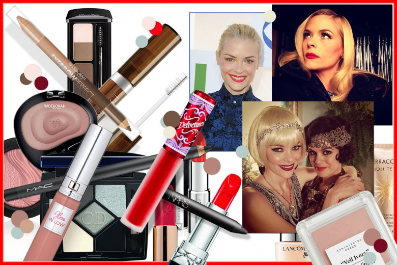 Jaime King: i migliori make up dal nude look fino allo smokey eyes