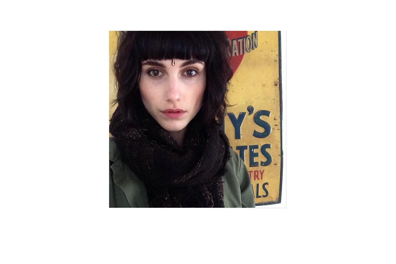 BEAUTY langley fox instagram9