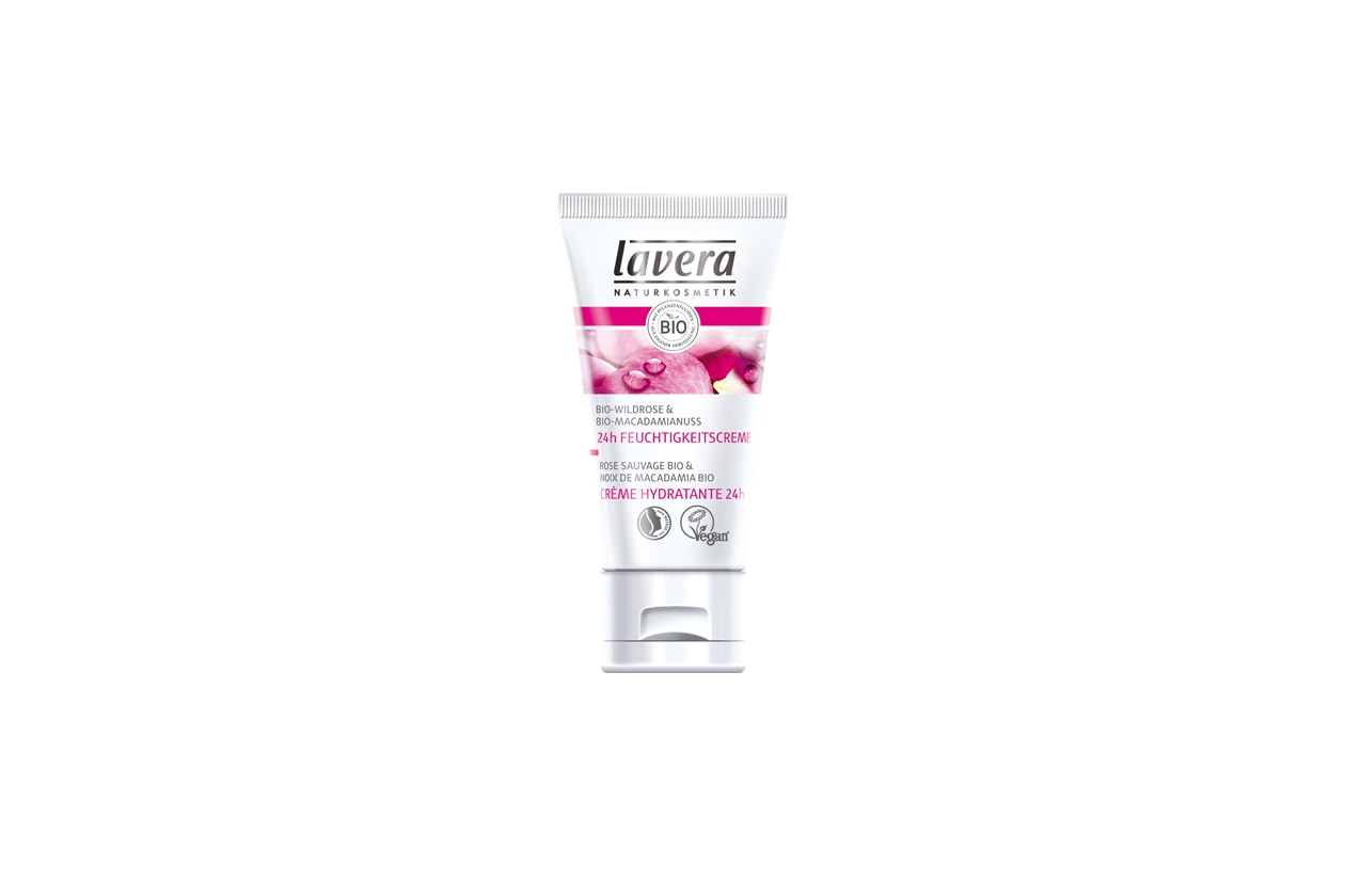 lavera Faces Bio Wildrose Crema Idratante 24h