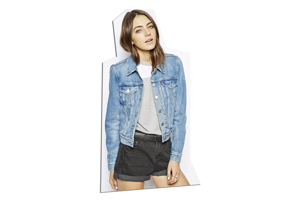 levis giacca