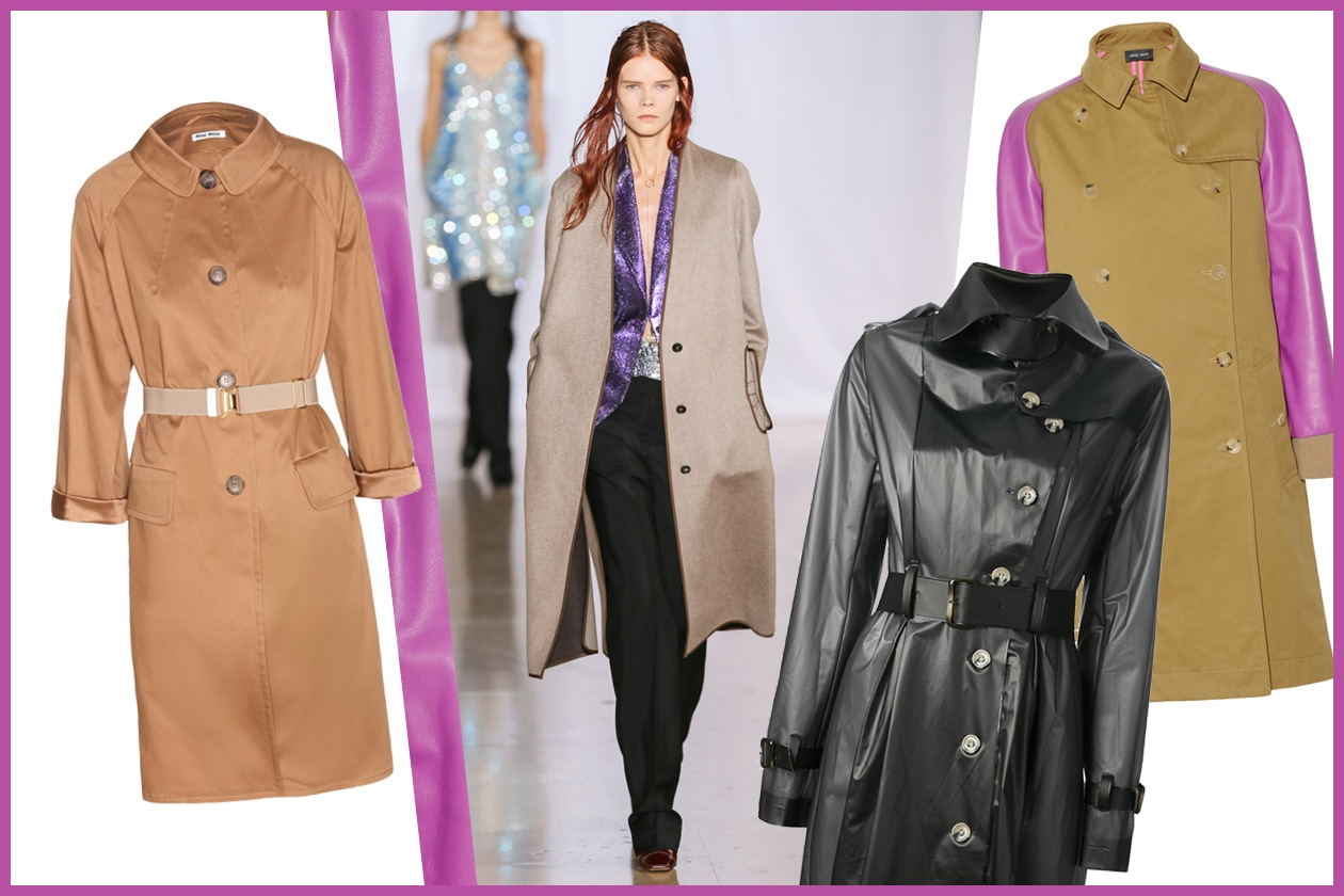 21 collage trench