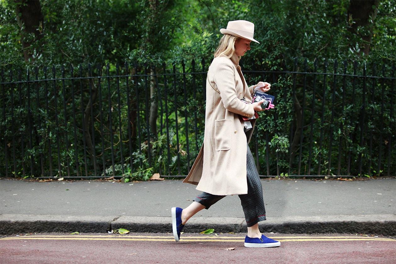 Fashion Slip On VictoriaAdamson LDN SS2014 066