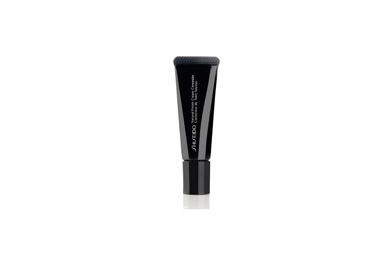 uniformare shiseido Natural Finish Cream Concealer