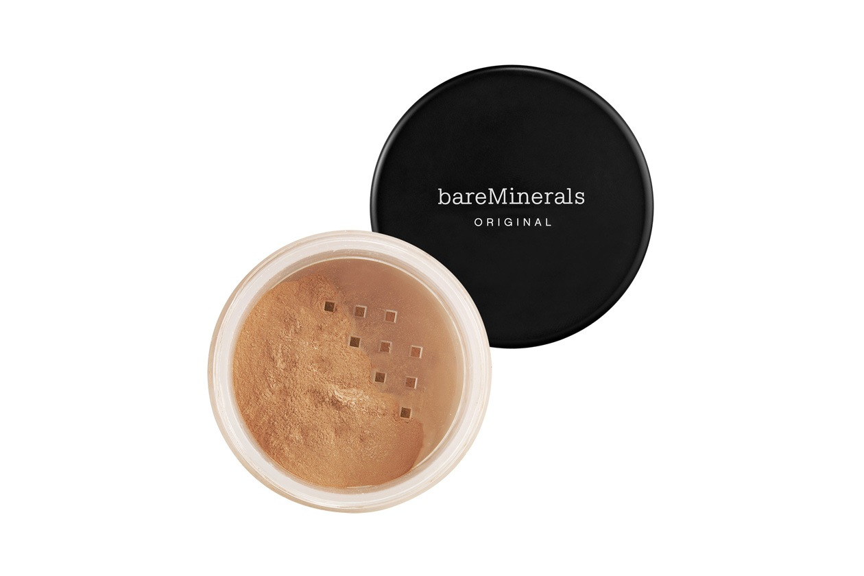 warm bare minerals