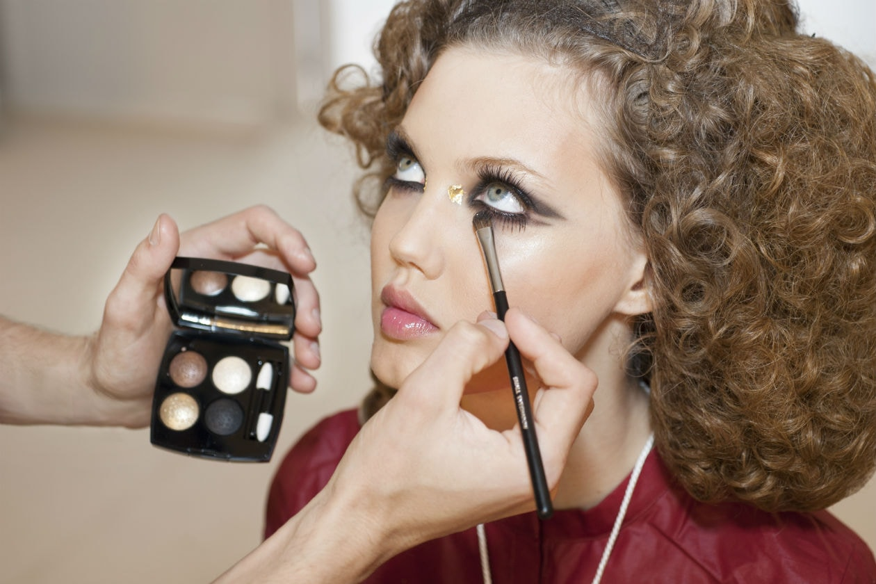 2014-15 Cruise Show Makeup CHANEL © CHANEL 2014