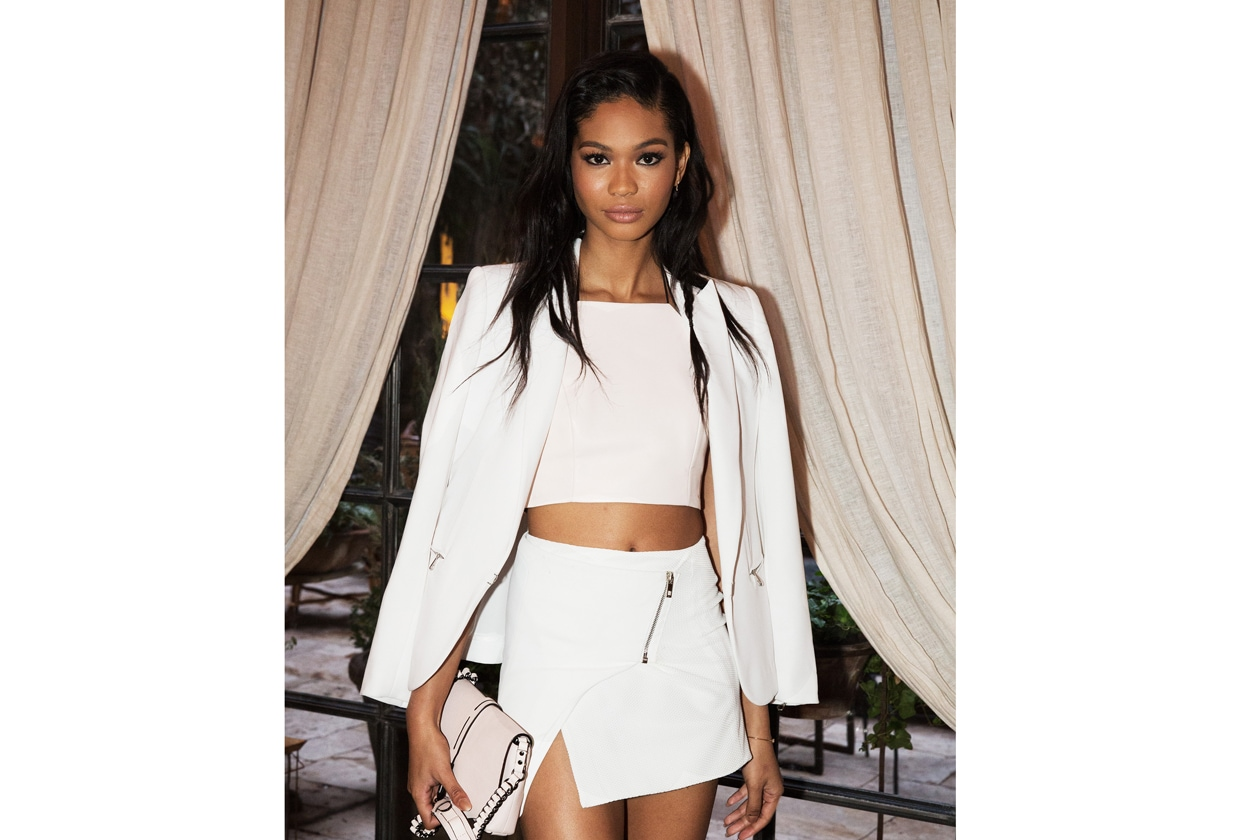 A7 Chanel Iman in Rag & Bone