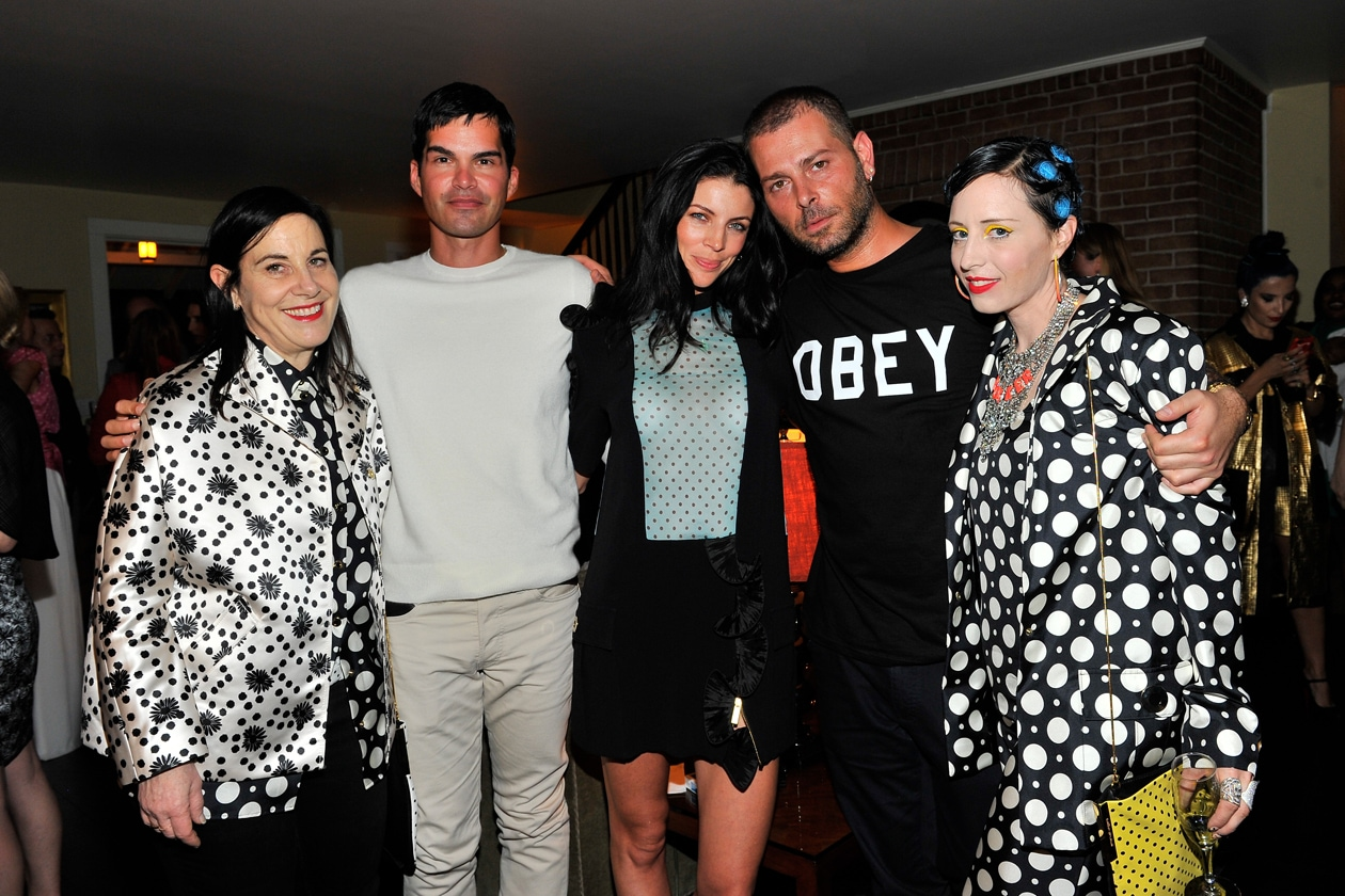 Arianne Phillips, Simon Robins, Liberty Ross, Fausto Puglisi, B Akerlund