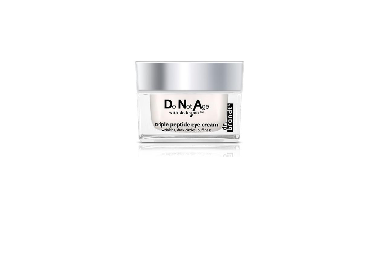 BEAUTY Contorno Occhi CREMA Dr Brandt DNA Triple Peptide Eye Cream