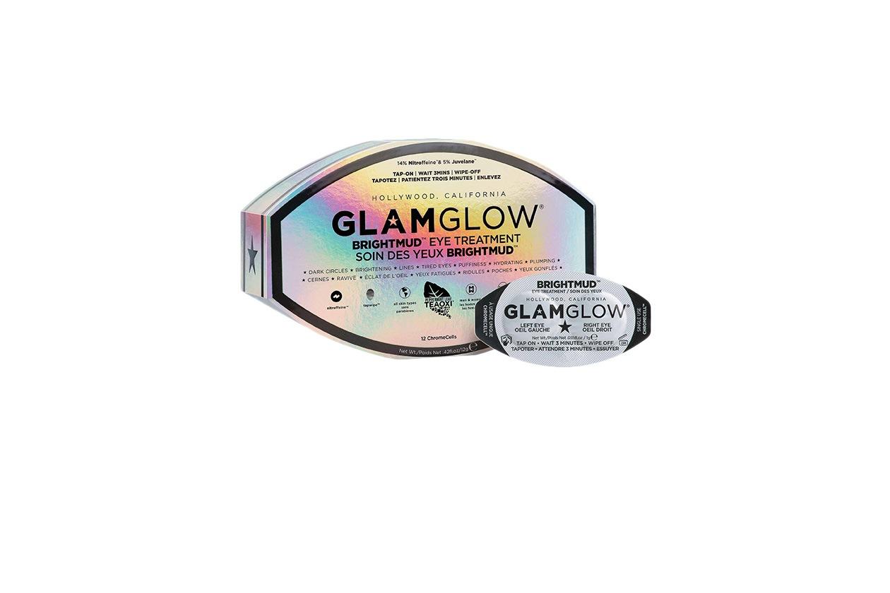 BEAUTY Contorno Occhi MASCHERA GlamGlow Brightmud Eye Treatment