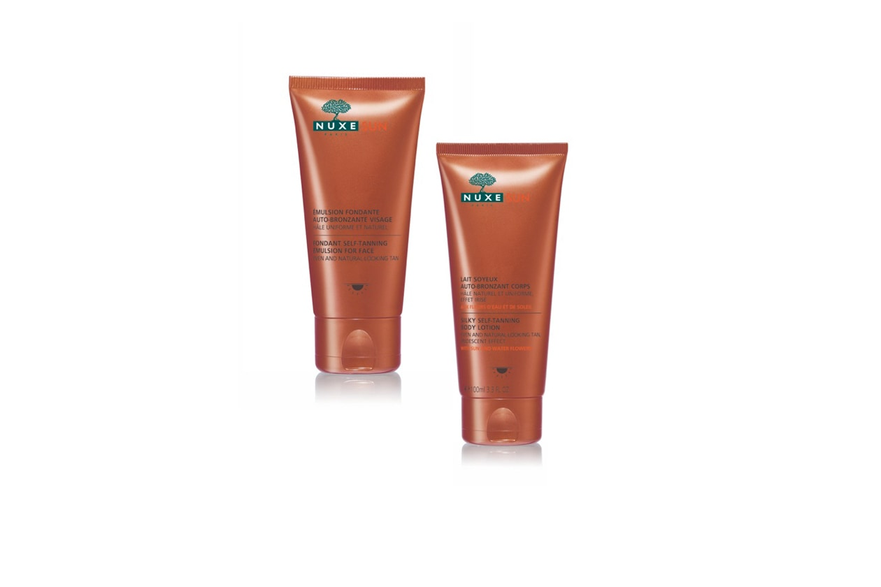 BEAUTY Fake tan nuxe