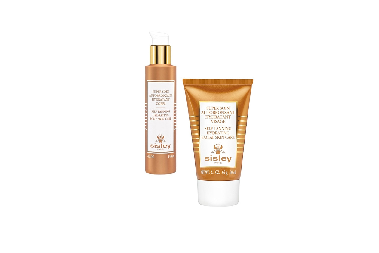 BEAUTY Fake tan sisley
