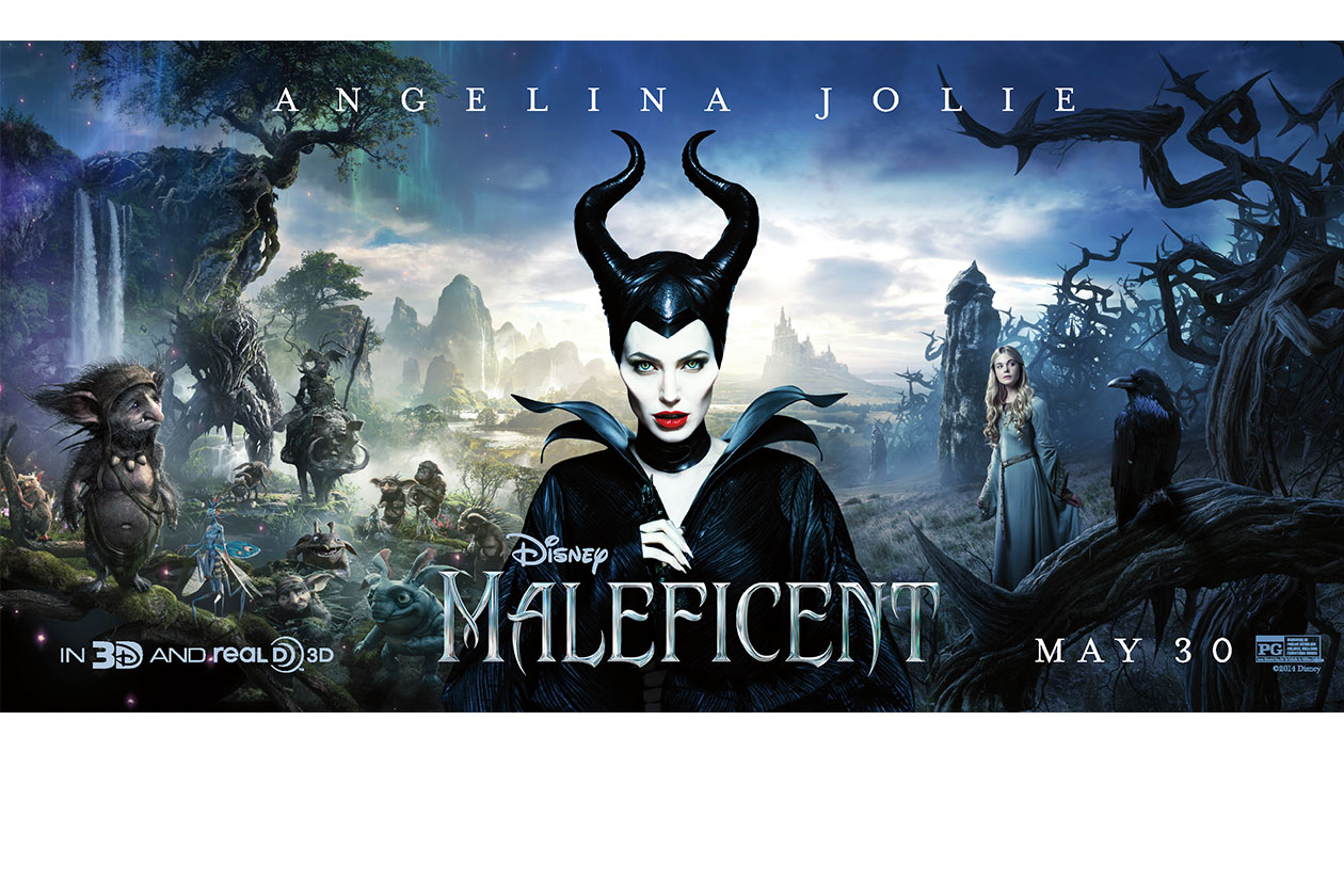 BEAUTY Maleficent maleficent poster banner