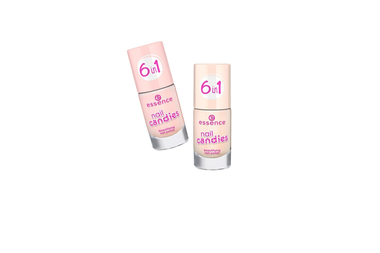 BEAUTY Unghie Nude Essence Nail Candies