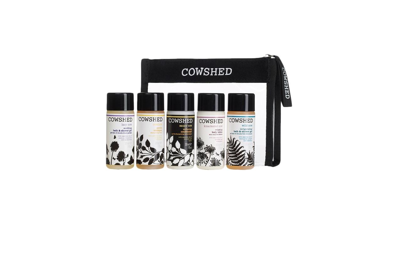 Beauty Kit da viaggio Cowshed Pocket Cow ASOS