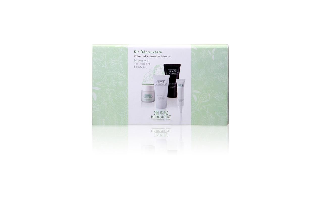 Beauty Kit da viaggio Herborist Kit Decouverte
