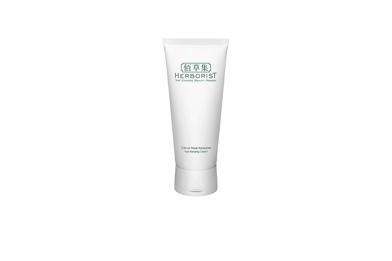 Beauty Piedi perfetti pedicure Herborist Foot Relaxing Cream