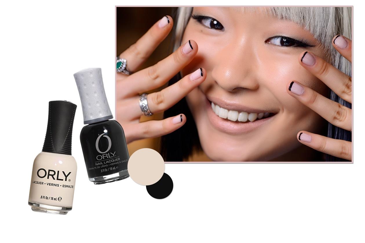 Beauty funky manicure carmen marc valvo