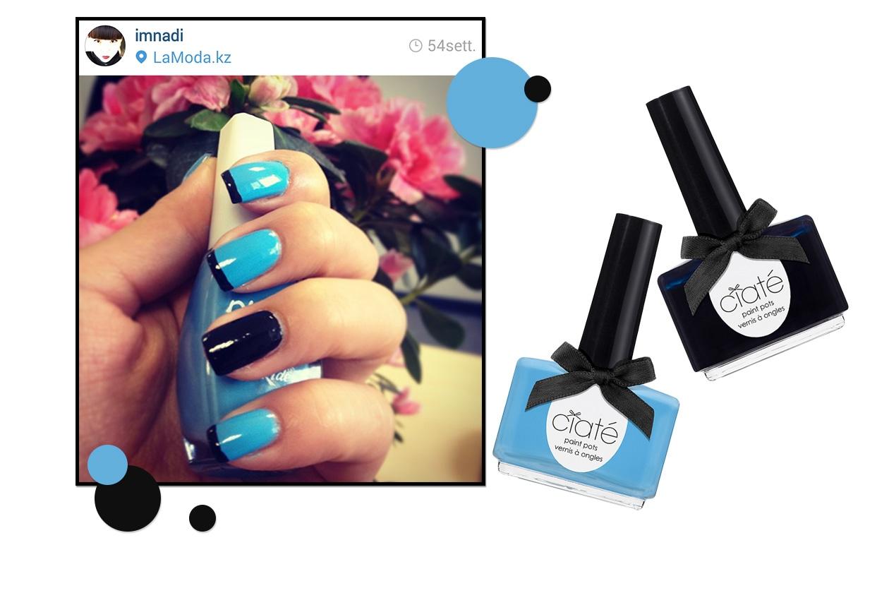Beauty funky manicure inst1