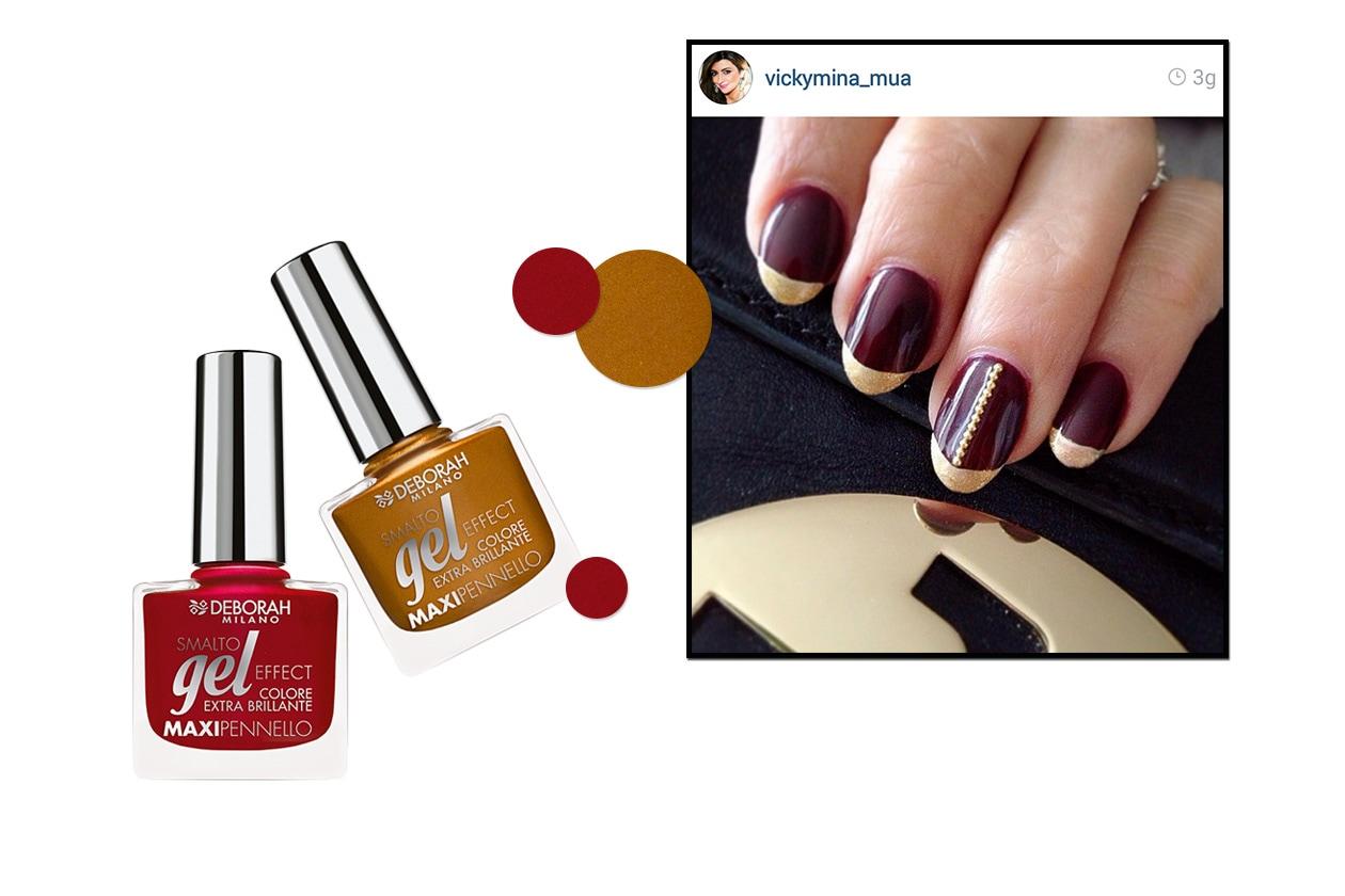 Beauty funky manicure inst10