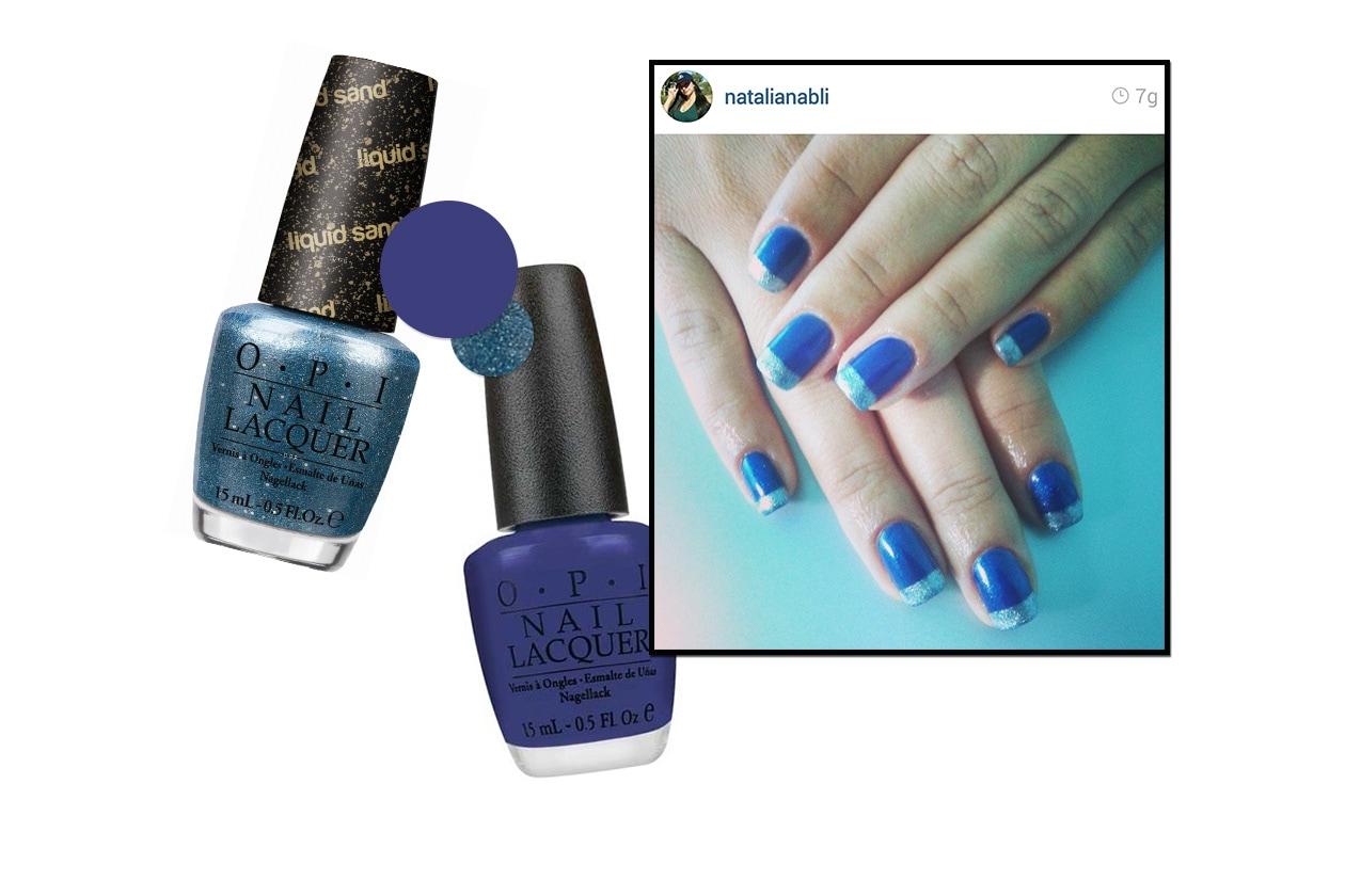 Beauty funky manicure inst12