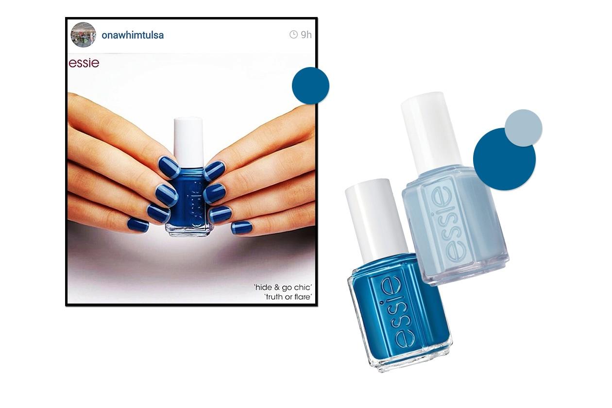 Beauty funky manicure inst5