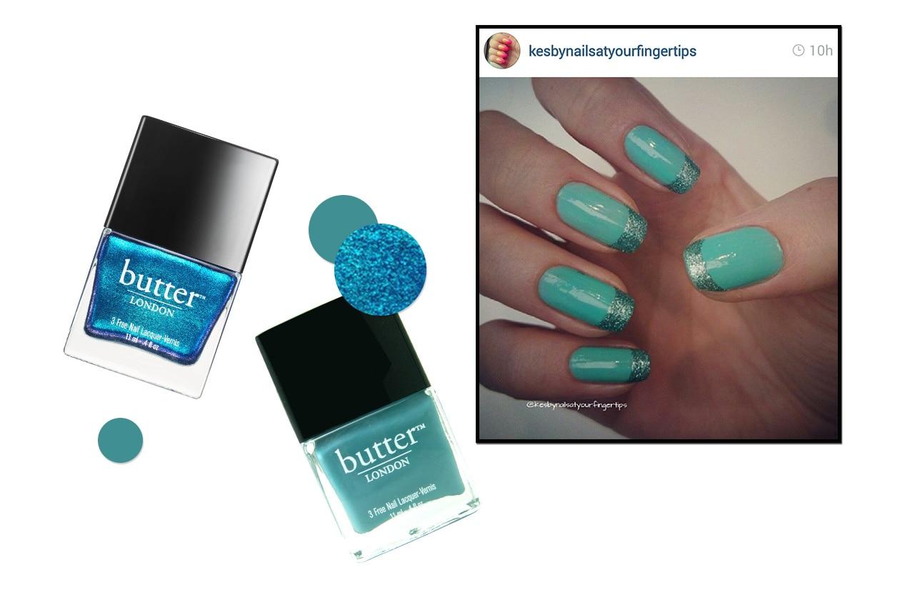 Beauty funky manicure inst6