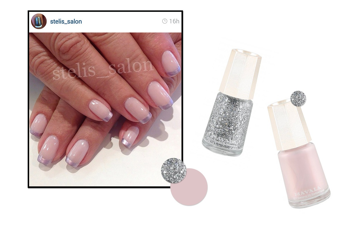 Beauty funky manicure inst7
