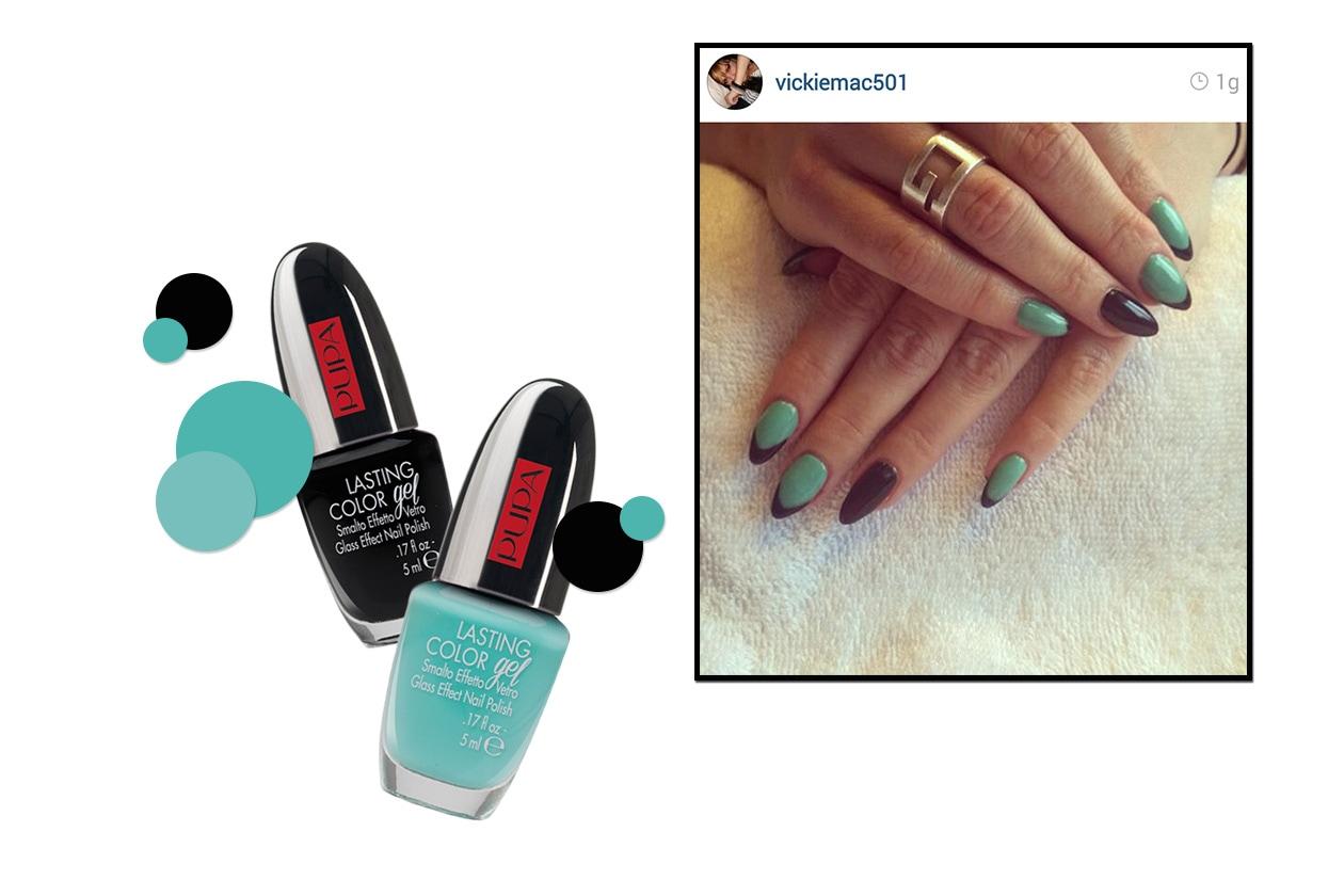 Beauty funky manicure inst8