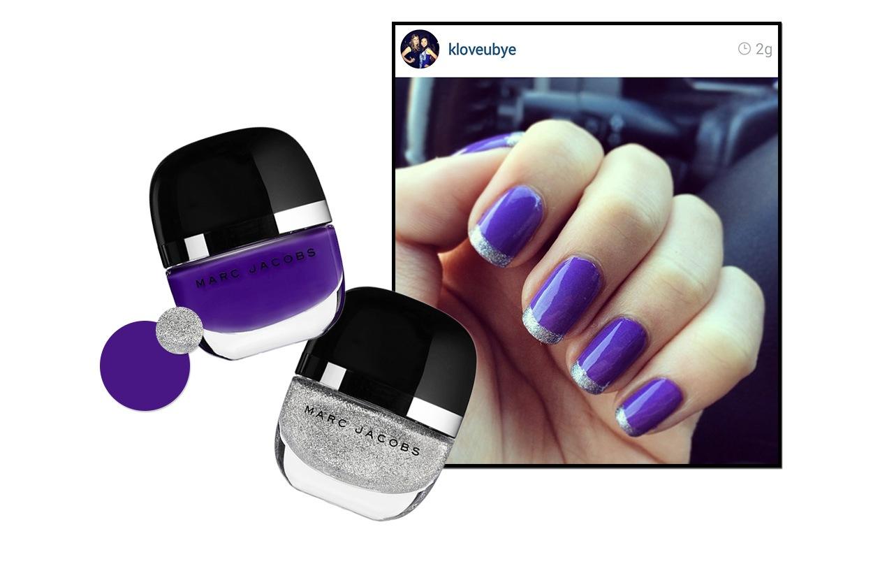 Beauty funky manicure inst9