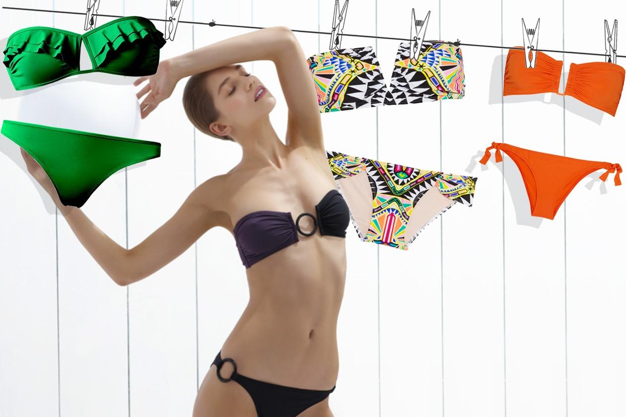 COVER Bandeau Bikini