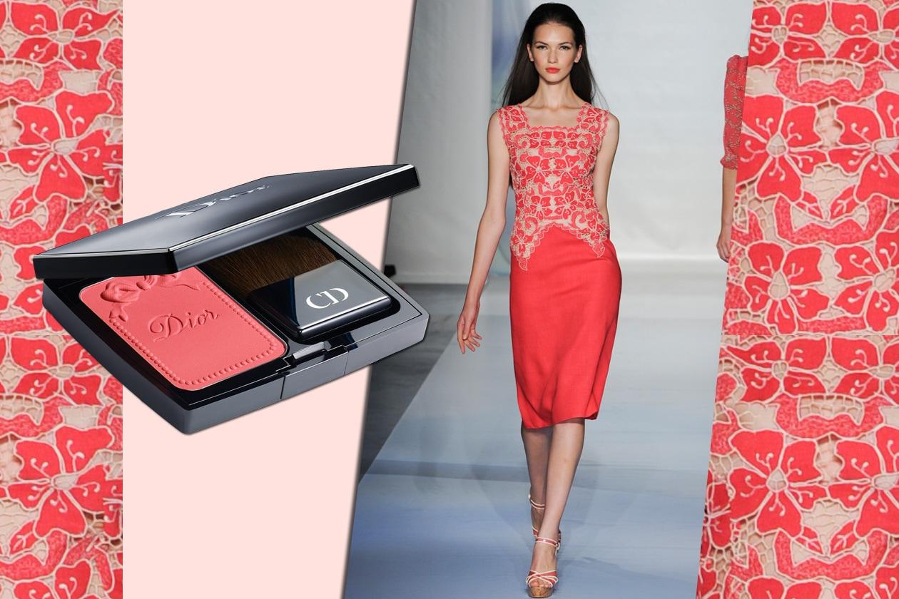 Dior Diorblush 763 Corail Bagatelle e Luisa Beccaria