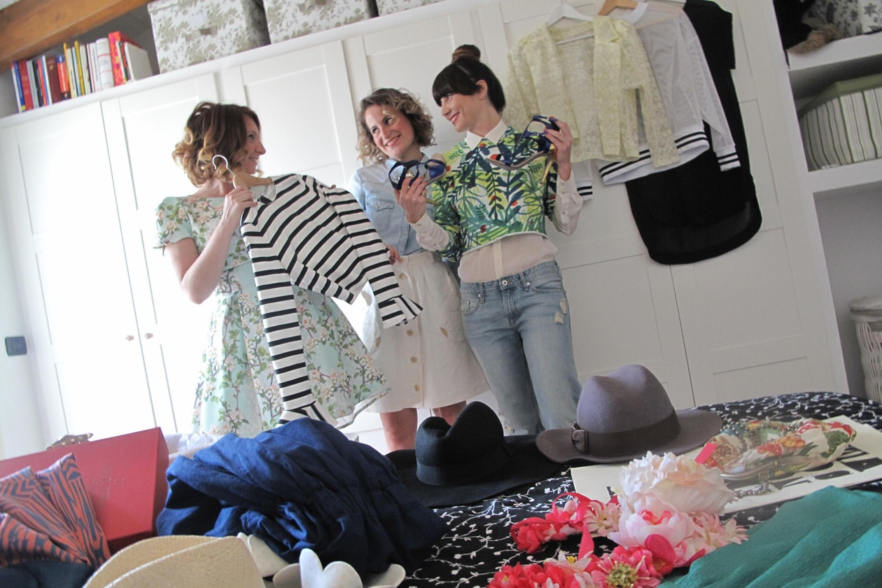 Ellis, Mabel e Daniela vi aspettano al SunDay Market