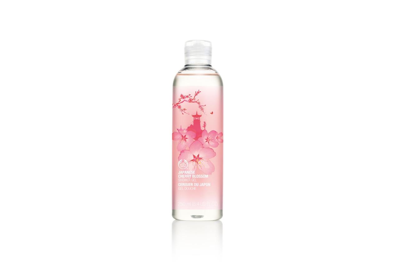 FIORI DI CILIEGIO The Body Shop Japanese Cherry Blossom Shower Gel