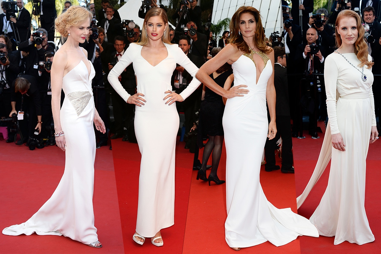 Fashion Best of Cannes Bianco brillante