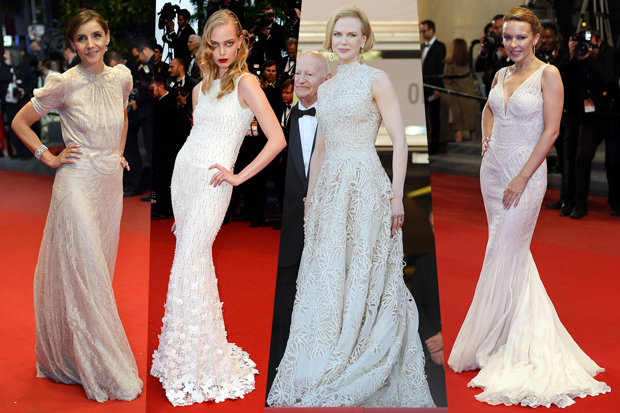 Fashion Best of Cannes Bianco lavorato