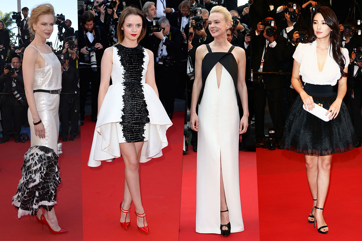 Fashion Best of Cannes Bianconero 2