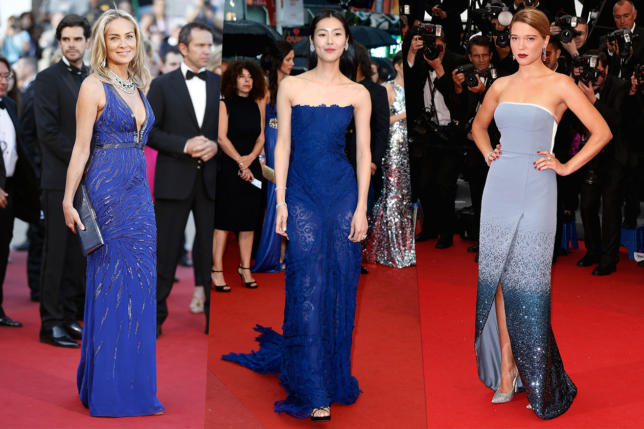 Fashion Best of Cannes Blu