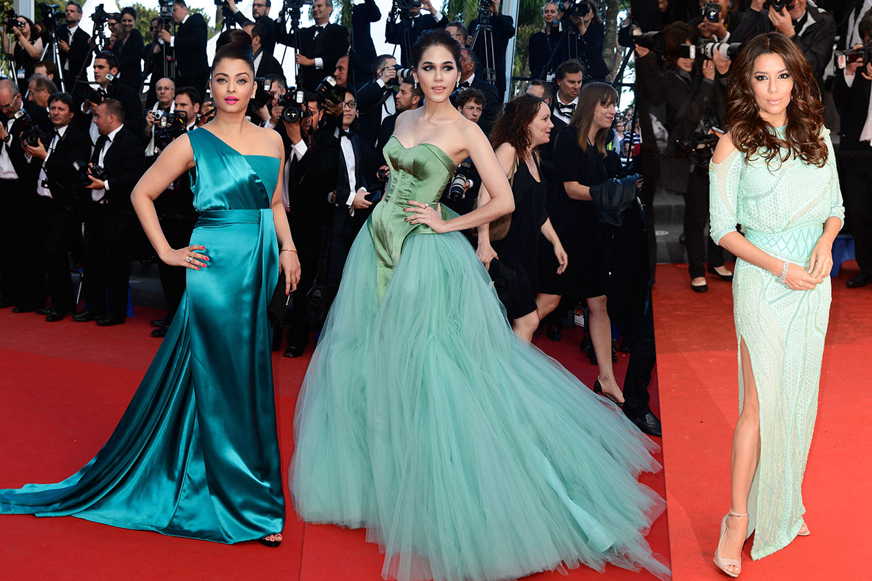 Fashion Best of Cannes Green