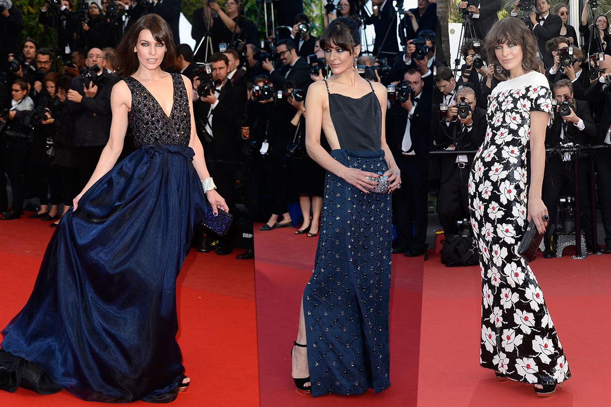 Fashion Best of Cannes Milla J