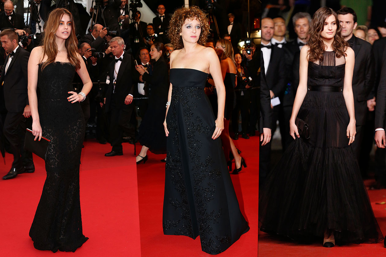 Fashion Best of Cannes Nero lungo