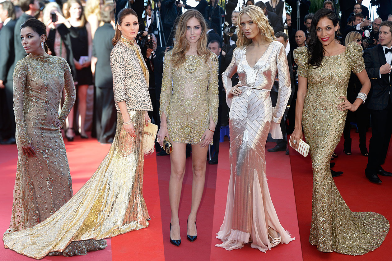 Fashion Best of Cannes Oro