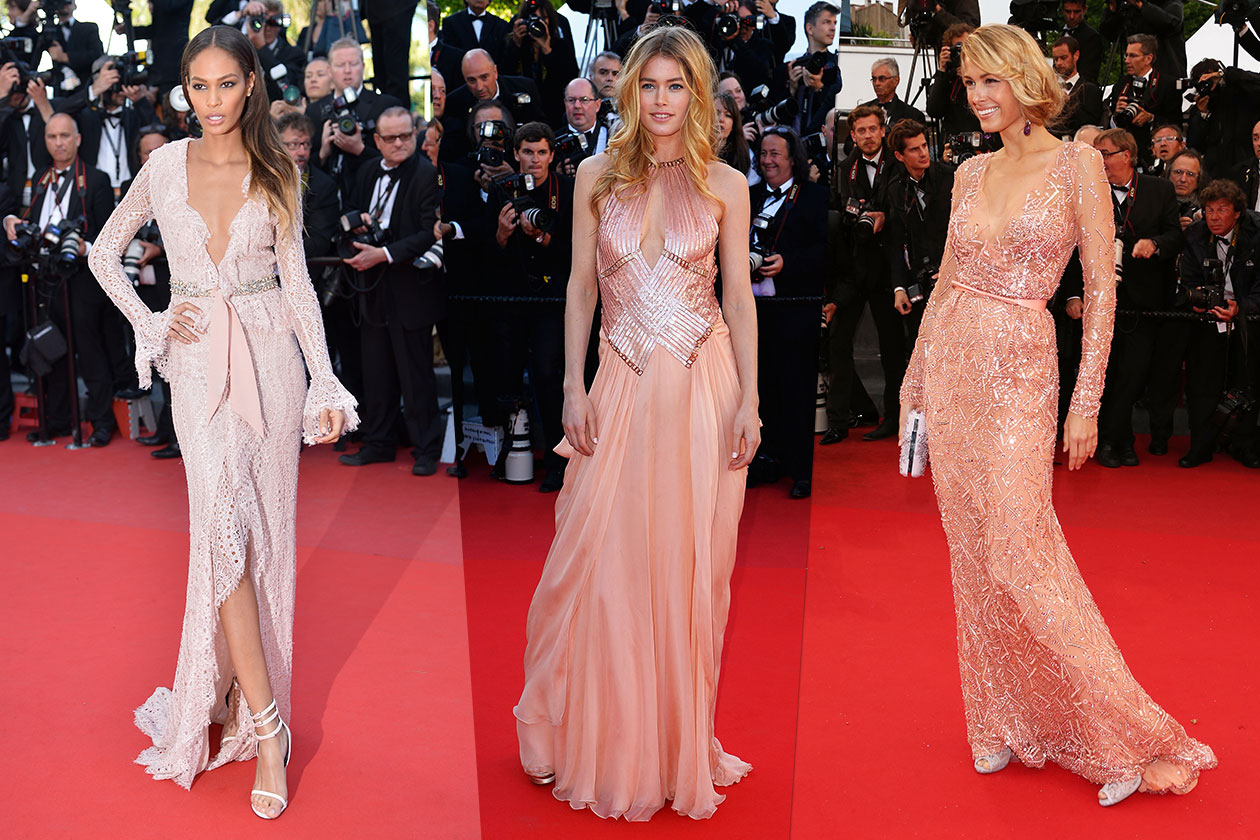 Fashion Best of Cannes Rosa