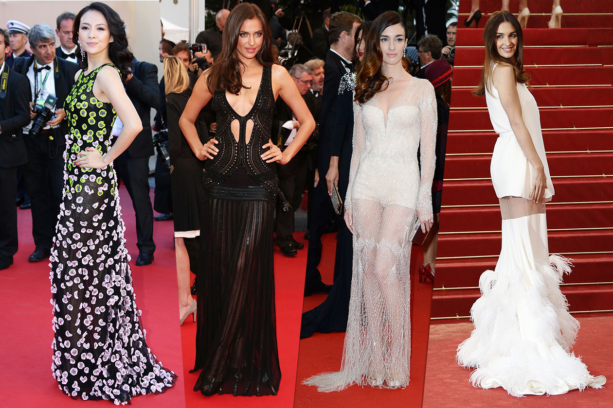 Fashion Best of Cannes Trasparente