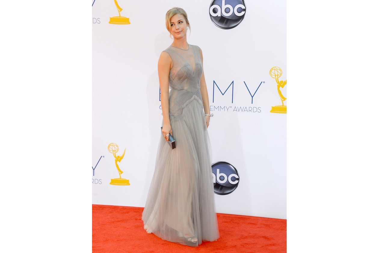 In tulle J. Mendel agli Emmy Awards