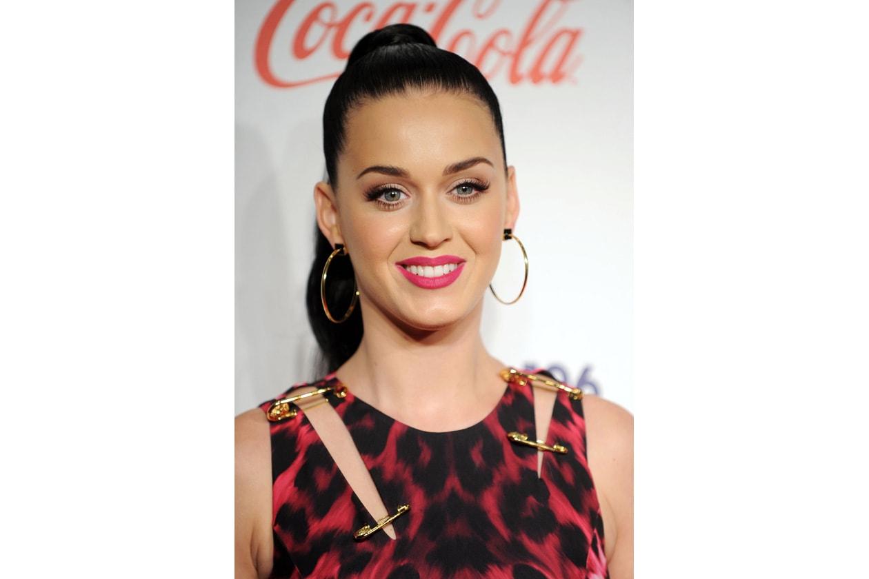 Katy Perry adora i colori accesi